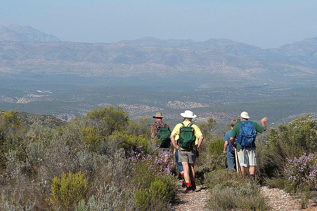 Klein Karoo Hiking - Appelsfontein Game Lodge