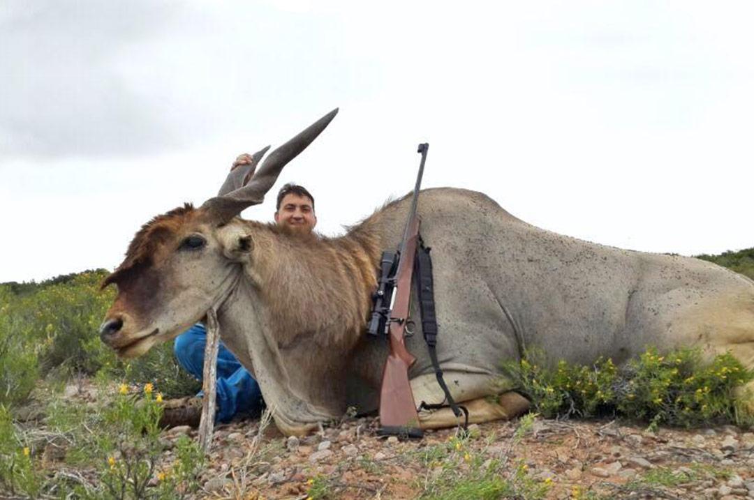 Klein Karoo Hunting - Appelsfontein Game Lodge