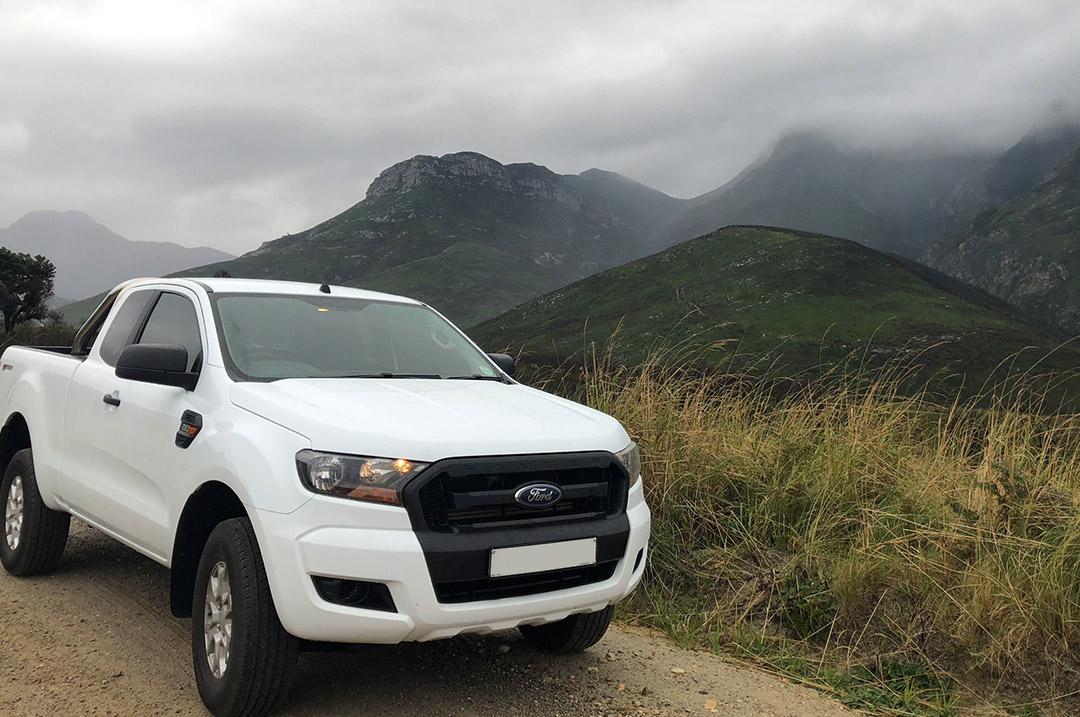 4x4 Trails at Appelsfontein Game Lodge Oudtshoorn