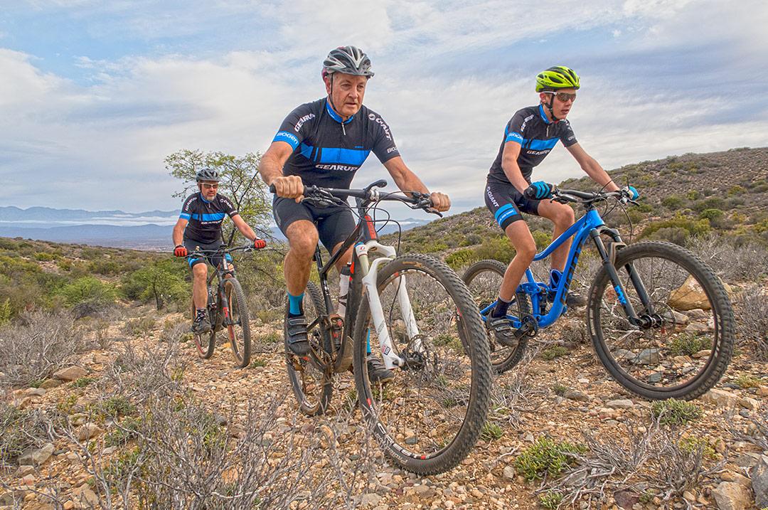 Mountain Biking Appelsfontein Game Lodge